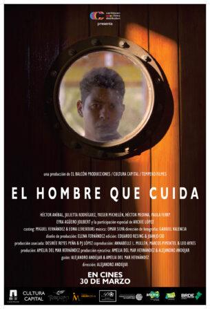 Afiche EL HOMBRE QUE CUIDA (1)