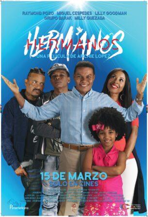 Afiche HERMANOS