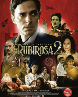 Afiche RUBIROSA 2