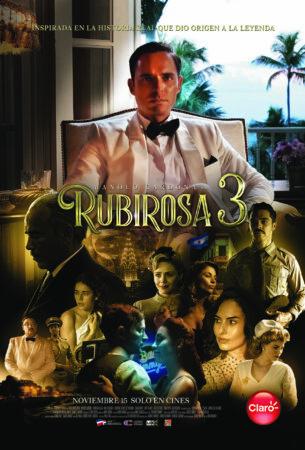 Afiche RUBIROSA 3 II